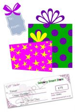 Gift Wrapping & Vouchers